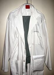 Researcher Coat