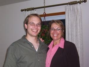 Kris and I